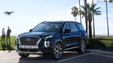 Hyundai Palisade Jadi Perhatian Kaum Kaya, Konsumen Yang Beli Harus Bersabar