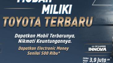 Ada Promo Deal Cermat Toyota Di Bulan Februari, Ayo Kepoin