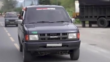 Mobil Isuzu Panther Dihentikan Produksinya, Isuzu Berterima Kasih Kepada Pelanggan Setia
