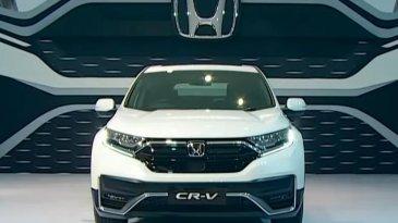 Mobil New Honda CR-V Dihadirkan, Lebih Gagah Dengan Teknologi Keselamatan Canggih