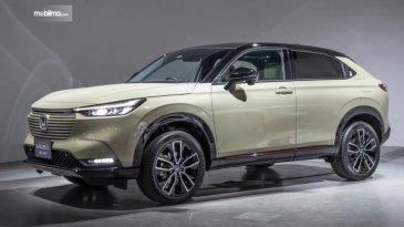 Mobil SUV Honda All New Vezel Mesin Hybrid Hadir Di Jepang, Apa Yang Ada Di Dalamnya?