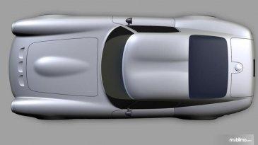 Masuk Tahap Pengembangan, Mobil Ferrari 250 GTO Moderna Resmi Buka Pesanan