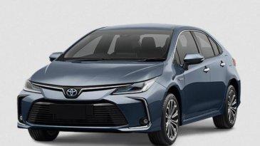 Spesifikasi Mobil Toyota Corolla Altis Hybrid 2019 : Berkendara Fun To Drive Keselamatan Meningkat