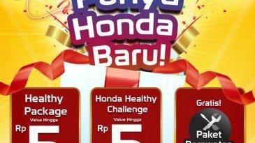 Jangan Sampai Kelewat, Ada Program Menarik Honda Di Maret 2021