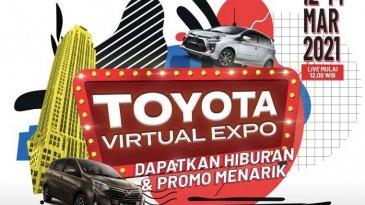 Hadiah & Program Menarik Ditawarkan Di Toyota Virtual Expo