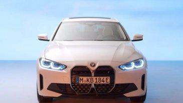 Mobil Baru BMW i4 Disiapkan, Punya Dinamika Terbaik Di Kelasnya