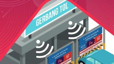 Panduan Registrasi, Top Up Aplikasi LET IT FLO Dan Daftar Ruas Uji Coba