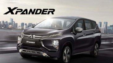 Jadi Andalan Mitsubishi, Penjualan Mitsubishi Xpander Laris Manis Plus Ada Insentif PPn BM