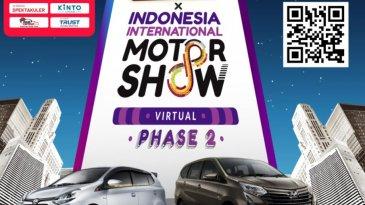 IIMS Virtual 2021, Manfaatkan Beli Mobil Toyota Dengan Cicilan Rp. 2 Jutaan