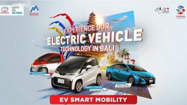 Layanan EV Smart Mobility Di Bali, Akses Mudah Dengan Adanya Digitalisasi