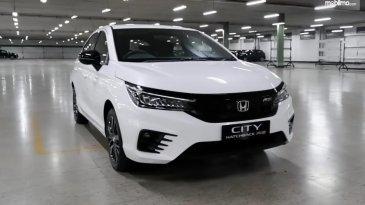 Harga Honda City Hatchback RS Resmi Diumumkan, Ada Juga Paket Menarik Yang Ditawarkan