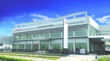 Dealer Honda Sanggar Laut Palopo Diresmikan, Di Kota Palopo Jadi Yang Pertama