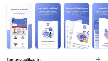 Aplikasi Digital Korlantas POLRI Resmi Diluncurkan, Pembuatan Dan Perpanjangan SIM Jadi Lebih Mudah