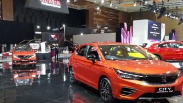 Gunakan Tema Bahagia Bersama Honda Baru, Program Menarik Honda Ditawarkan Di IIMS 2021
