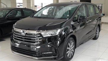 Spesifikasi Honda Odyssey Facelift 2021 : MPV Mewah Kenyamanan Di Dalam Kabin