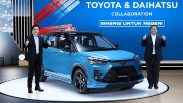 Akhirnya Toyota Raize Secara Resmi Diperkenalkan, Masyarakat Segera Bisa Menikmatinya