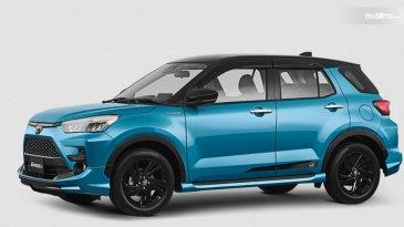 Beberapa Fakta Menarik Toyota Raize 2021 Bisa Jadi Pertimbangan