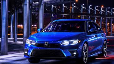 Mobil All New Civic Sedan Generasi Ke-11 Diperkenalkan, Banyak Fitur Unggulan & Teknologi Mutakhir