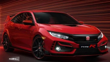 New Honda Civic Type R 2021 Diluncurkan PT HPM, Ada Pembaruan  Yang Dilakukan