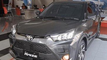 Spesifikasi Toyota Raize G 1.0T M/T One Tone 2021 : Tipe Termurah Bisa Jadi Pilihan