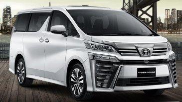 Penyegaran Toyota Alphard dan Vellfire Dilakukan, Apa Yang Beda?