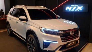 Akan Dilakukan Di 4 Kota Besar, Roadshow Mobil Konsep N7X Dari Honda Hadir Pertama Di Bandung