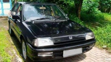 Spesifikasi Mobil Honda Civic Wonder 1984 Sedan : Mobil Lawas Banyak Pemilik Melakukan Modifikasi