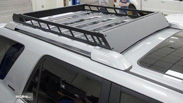 Menentukan Ukuran Ideal Dan Tips Memasang Roof Rack Di Mobil