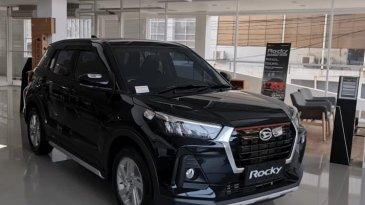 Spesifikasi Daihatsu Rocky 1.2 X ADS CVT 2021 : Tampilan Sporty Dengan Bagasi Luas