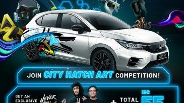 """Kompetisi """"City Hatch Art""""  Digelar Honda, Ayo Ikuti Dan Dapatkan Hadiah Menarik"""