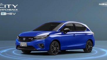 Mobil Honda City Hatchback e:HEV Hadir Di Thailand, Jadi Yang Pertama Di Dunia