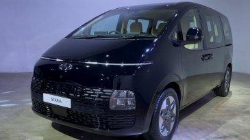 Hyundai Staria Resmi Diluncurkan, Harga Lebih Murah Dari Alphard