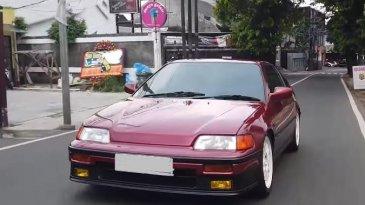 Honda CRX 1990, Mobil Baru Milik Gofar Hilman Aliran JDM