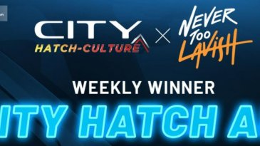 Desainnya Keren - Keren, ini 5 Pemenang Kompetisi City Hatch Art Tiap Minggunya