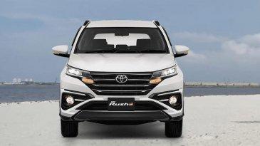Spesifikasi Toyota Rush GR Sport 2021: Tampilan Lebih Sporty Tapi Tetap Tangguh