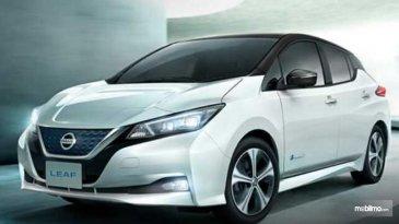 Mobil Listrik Nissan Leaf Diluncurkan Di Indonesia, Telah Diuji Banjir Dan Petir