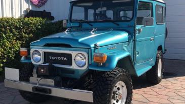 Kabar Baik, Suku Cadang Toyota Land Cruiser Seri 40 Diproduksi Ulang
