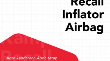 Recall Inflator Airbag, Honda Sarankan Pakai Metode Booking Selama Pandemi