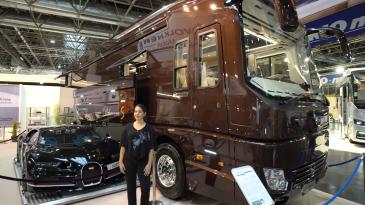 Volkner Performance S Terbaru, Motorhome Dengan Kemewahan Di Dalamnya