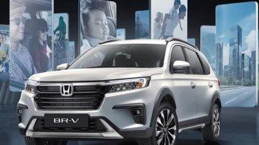 Mobil All New Honda BR-V Generasi Kedua Akhirnya Meluncur, Ada 4 Varian