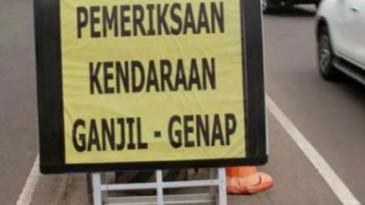 Ganjil Genap Di Jl Margonda Diterapkan Awal Oktober, Sosialisasi Sedang Dilakukan