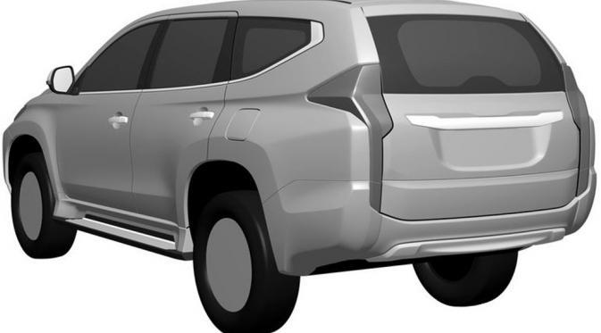 910 Koleksi Gambar Mobil Pajero Model Baru Terbaru