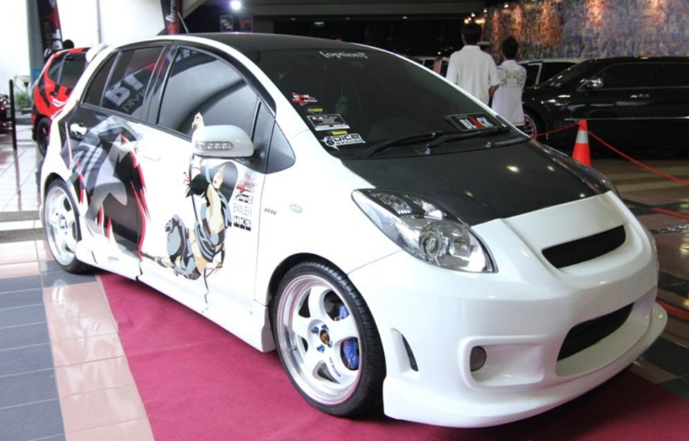 94 Koleksi Mobil City Car Modifikasi Velg HD Terbaru