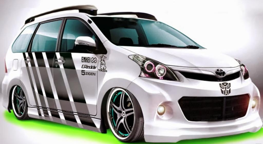 Kumpulan Kumpulan Gambar Mobil Avanza Terbaik