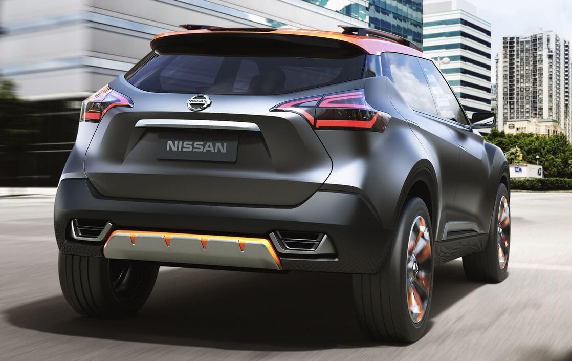 Suv Terbaru Nissan Kicks Pesaing Terberat Honda Br V Dan Juga Honda Hr V