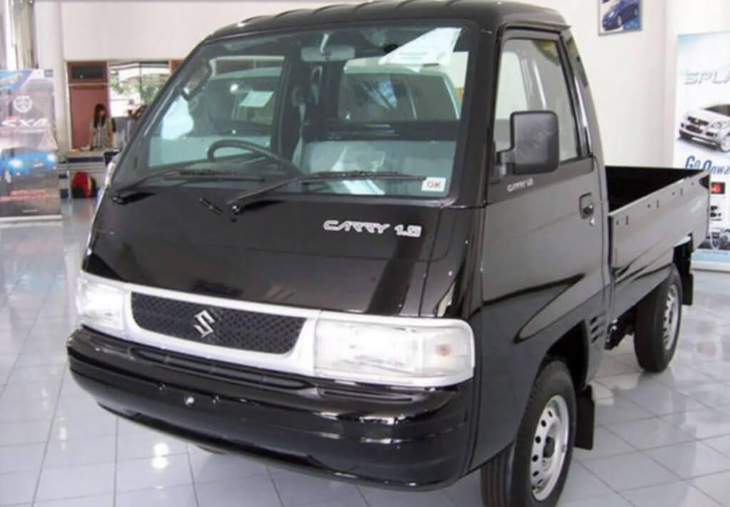 Ukuran Bak Mobil Pick Up Suzuki Carry - Berbagai Ukuran