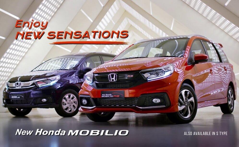 Terbaru New Honda Mobilio 2017 Bisa Tampil Lebih Cantik Dengan