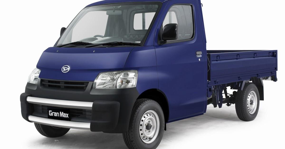 Harga Daihatsu Gran Max Pick Up 2017, Spesifikasi Dan