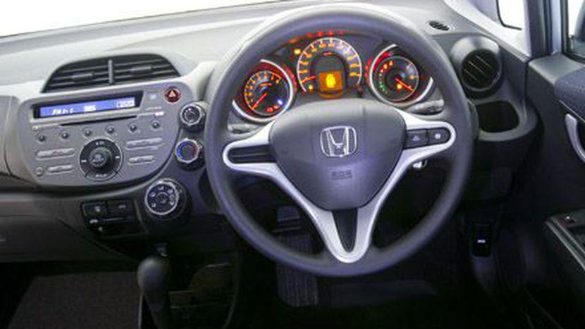 730 Gambar Mobil Honda Jazz 2008 Manual Gratis