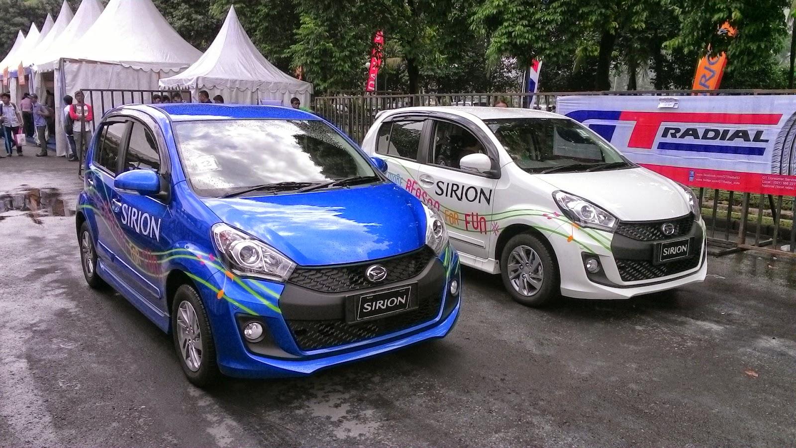 Salah Satu Model Daihatsu Sirion Di Indonesia
